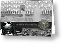 The World War II Memorial Greeting Card