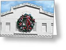 The Wreath Greeting Card