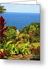 There Is A Paradise - Maui Hawaii Greeting Card