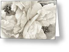 These Flowers Will Never Fade Greeting Card