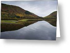 Thirlmere From A Low Altitude Greeting Card