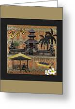 This Is Bali Greeting Card