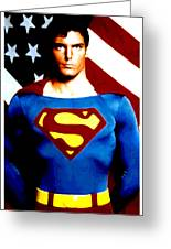 This Is Superman Greeting Card