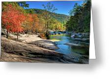 This Is Wilson Creek Greeting Card