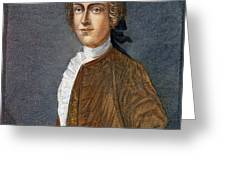 Thomas Hutchinson Greeting Card