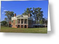 Thomas Jefferson's Poplar Forest Greeting Card