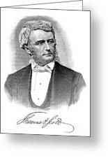 Thomas Scott (1823-1881) Greeting Card