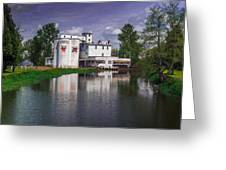 Thompson's Mill Greeting Card