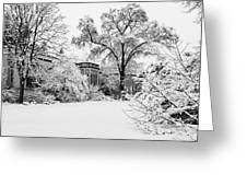 Thornhill Winter Greeting Card