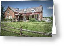 Thornton Mansion Greeting Card