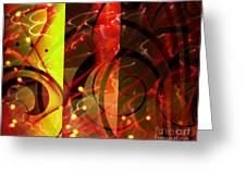 Three Shades Greeting Card