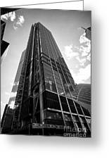 three world trade center New York City USA Greeting Card