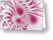 Through Rose-colored Glasses Greeting Card