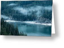 Thunder Lake Greeting Card