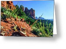 Thunder Mountain 07-006 Greeting Card