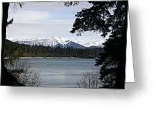 Thunder Mountain Greeting Card