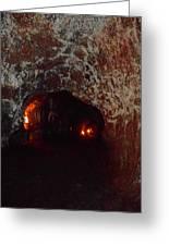 Thurston Lava Tube 3 Greeting Card