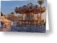 Tickets For Kemah Boardwalk Greeting Card