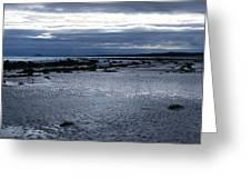 Tidal Secrets Haida Gwaii Bc Greeting Card