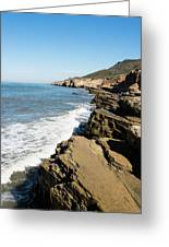 Tide Pools Area Greeting Card