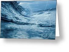 Tides Greeting Card