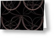 Tiles.2.284 Greeting Card
