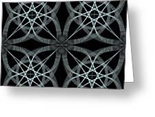 Tiles.2.308 Greeting Card