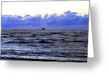 Tillamook Rock Lighthouse Greeting Card