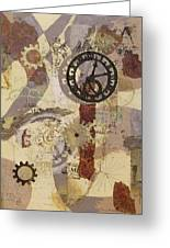 time after Sometime Greeting Card