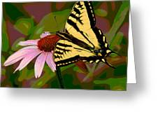 Time For Lunch Greeting Card