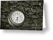 Time Passages Greeting Card