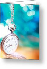 Time To Travel Greeting Card