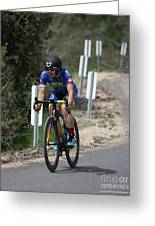 Time Trial 20 Greeting Card