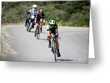 Time Trial 22 Greeting Card