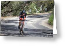 Time Trial 29 Greeting Card