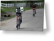 Time Trial 36 Greeting Card