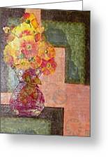 Timeless - Flowers Greeting Card