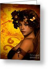 Timeless Autumn Beauty Greeting Card