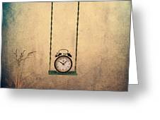 Timeless Greeting Card by Ian Barber