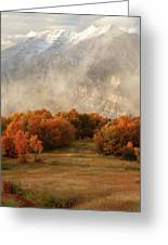 Timpanogos Veiled Greeting Card