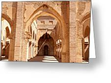 Tin Mal Mosque Greeting Card by Axiom Photographic