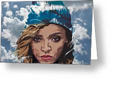 Tinashe Greeting Card