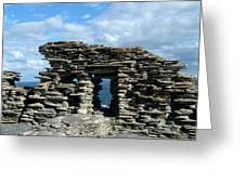 Tintagel Castle 3 Greeting Card