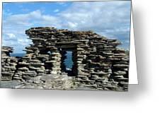 Tintagel Castle 3 Greeting Card