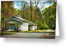 Tip Top Baptist Church Greeting Card