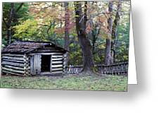 Tipton Smokehouse Greeting Card