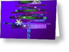 Tis The Season Greeting Card by Chris Armytage