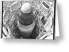 Titan Missile Site Museum Greeting Card