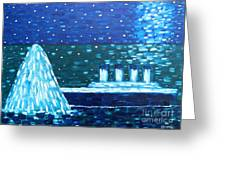 Titanic Greeting Card