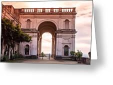 Tivoli Arch Greeting Card